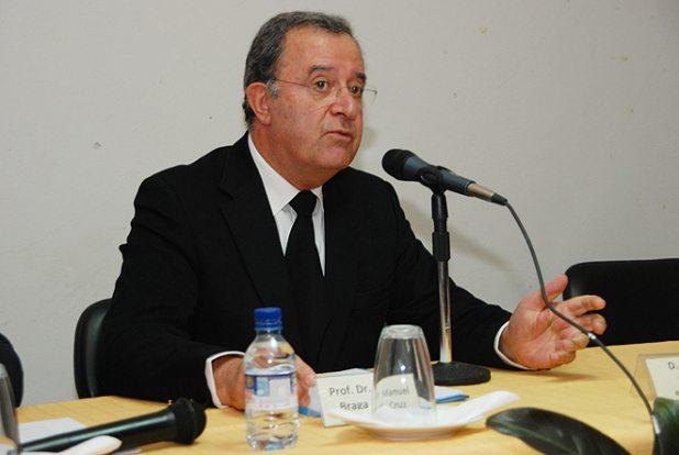 Prof. Dr. Manuel Braga da Cruz
